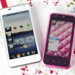 HTC J 購入レポート<その②>IS05と比較